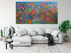 (Available Now) Coral Hemisphere 173cm x 92cm x 4.5cm approx